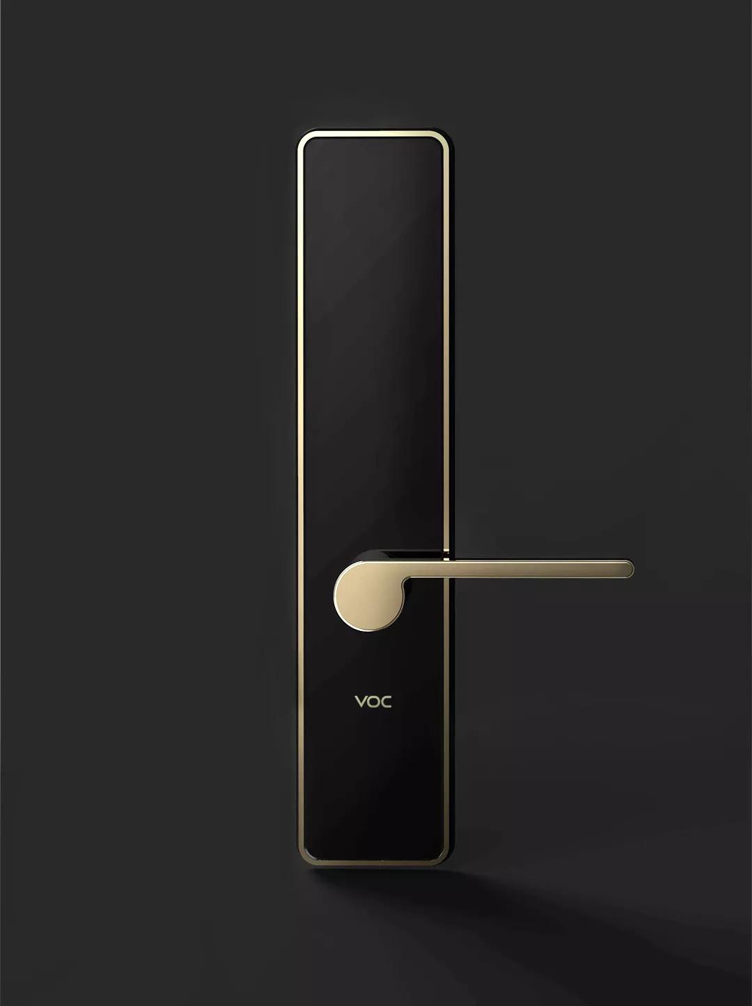 屏下指纹|重磅来袭!VOC首款屏下指纹智能锁,开启行业新时代